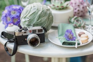 Sukkulenten & Pastellfarbenen Hochzeitsblumen