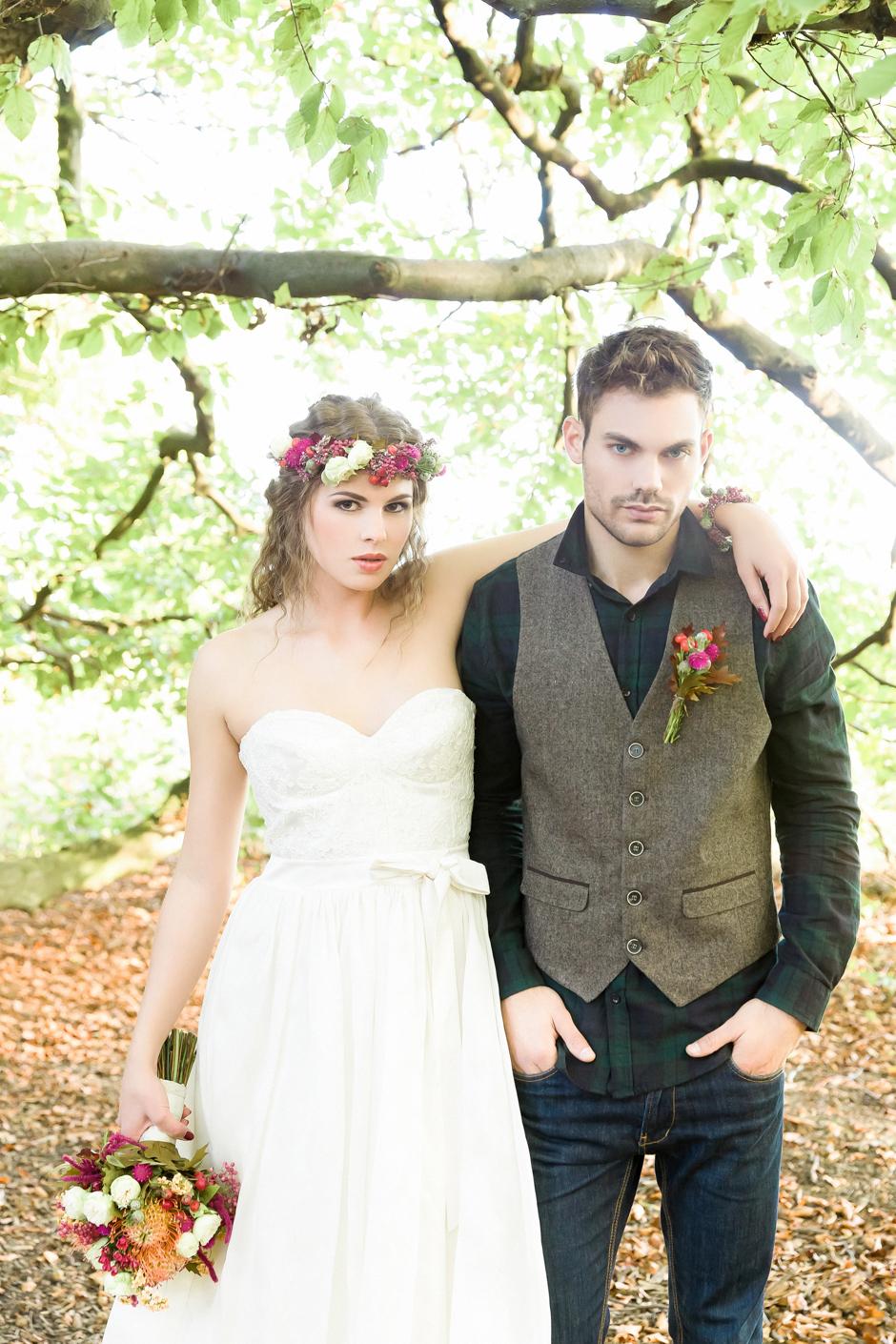 Hochzeitsblumen Herbst