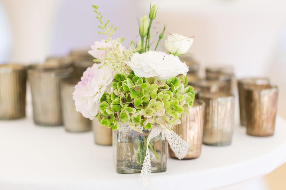 Blumengestecke Hannover Hochzeit