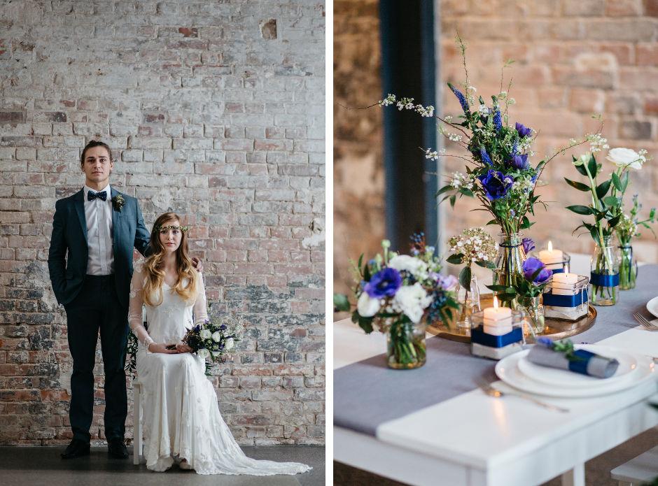 Hochzeit Blumendeko Hannover