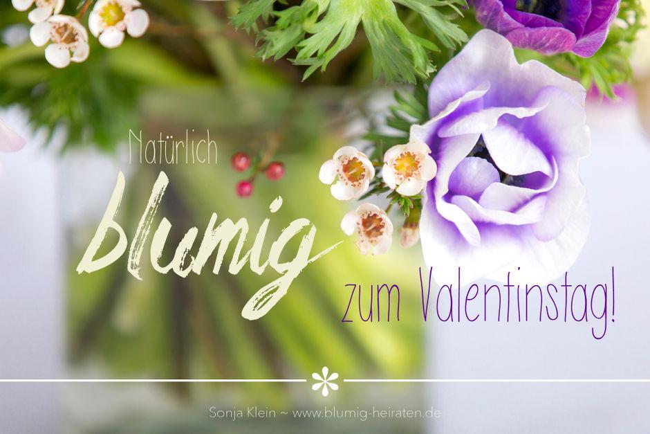 Blumen zum Valentinstag Hannover